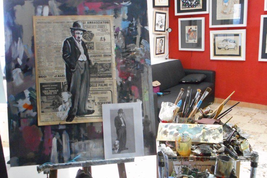 L'Arte come fruizione comune: Carlo Capone